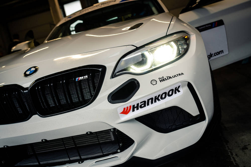 Xwift Racing Events met Jamie Vandenbalck en Willem Meijer in de VRM BMW M2 Cup
