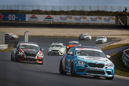Team Bleekemolen pakt eerste pole position in BMW M2 Cup